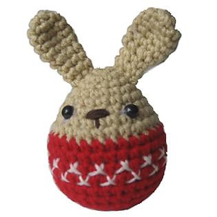 Trứng Phục Sinh Easter Eggs WT-073RBR-S Bobicraft (7 Cm X 7 Cm X 12.5 Cm)