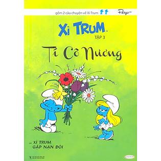 Xì Trum - Tập 3 (Tái Bản 2014)