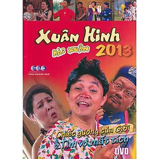 DVD Xuân Hinh - Hài Xuân 2013