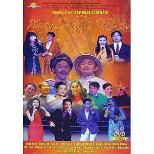 DVD Xuân Phát Tài 3