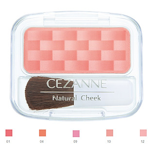 Phấn Má Natural Cheek N Cezanne (4G)