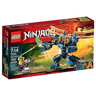 Mô Hình LEGO Ninjago - Rô Bốt Điện 70754
