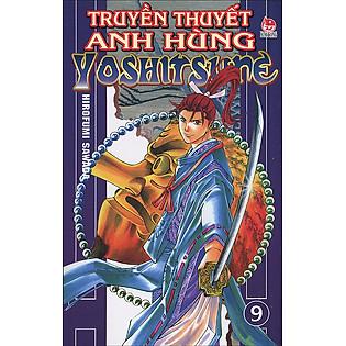Truyền Thuyết Anh Hùng Yoshitsune - Tập 9