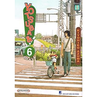 Yotsuba & Cỏ 4 Lá -Tập 6 (2014)