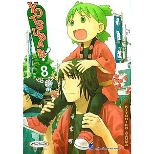 Yotsuba & Cỏ 4 Lá -Tập 8 (2014)