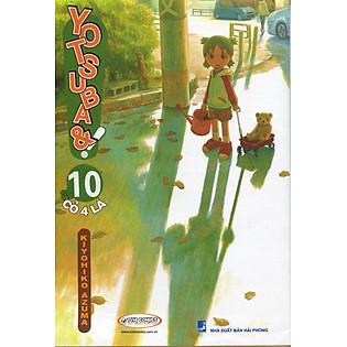 Yotsuba & Cỏ 4 Lá -Tập 10