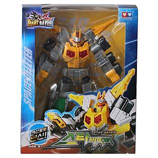 Người Máy Cơ Bản Giant Saver - Chiến Binh Tinh Tú Star Saver YW534305
