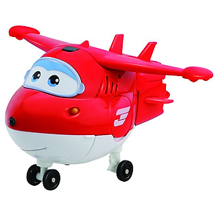 Máy Bay Lắp Ráp Super Wings YW710310 – Jett Tia Chớp