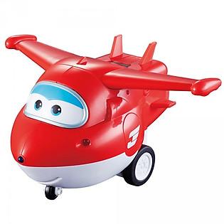 Máy Bay Điều Khiển Super Wings - Jett Tia Chớp YW710710