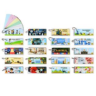 Combo Flashcard IELTS - Standard - (Z02A)