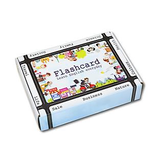 Combo Flashcard TOEIC Standard Kèm DVD (Z03AD)