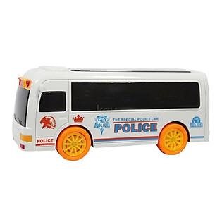 Đồ Chơi Xe Bus Dùng Pin Vbaby Care VBC-ZX168A