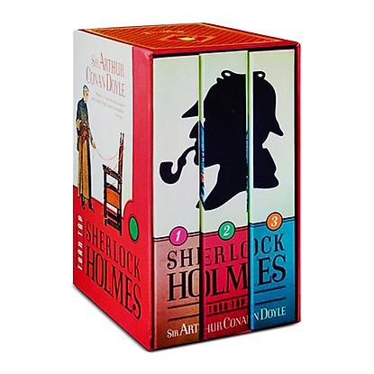 Sherlock Holmes Toàn Tập (Hộp 3 Tập) | Tiki.vn: Sách,Truyện