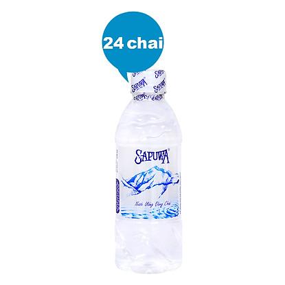 Thùng 24 Chai Nước Uống Tinh Khiết Sapuwa (330ml / Chai)  = 53.200 ₫