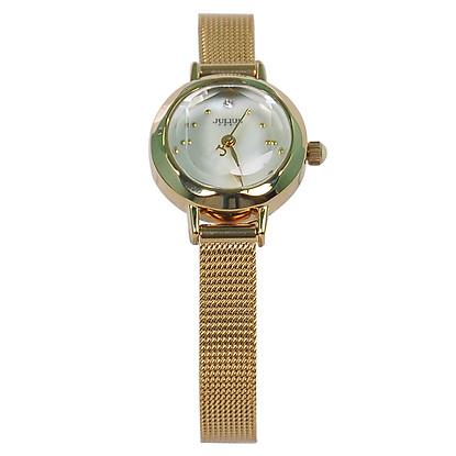 Đồng Hồ Nữ Dây Kim Loại Julius JA-482 - Vàng