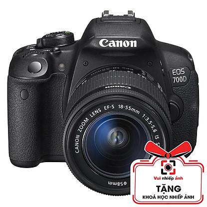 Ship tận nhà Canon 700D + Lens 18-55 STM (Lê Bảo Minh)