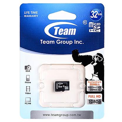 Tiết kiệm mua Thẻ nhớ Micro SDHC Team Group 32GB Class 10