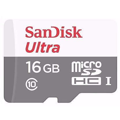 Đặt mua Thẻ Nhớ microSDHC SanDisk Ultra 16GB UHS-I – 48MB/s