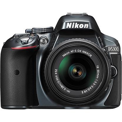 Máy Ảnh Nikon D5300 + Kit 18-55 VR II – Hàng Nhập Khẩu mới 11.750.000 đ