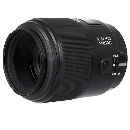 Lens Sony SAL 100mm F2.8