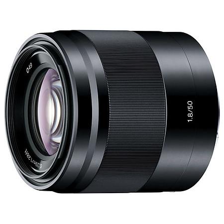 Lens Sony SEL 50mm F1.8