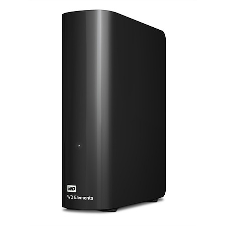 Ổ Cứng Di Động WD Elements 2TB - 3.5″ USB 3.0