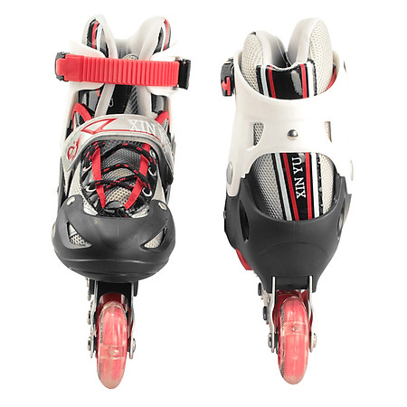 Giày Patin PTB Đỏ - Size L (39-42)