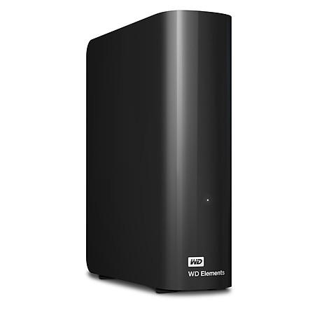 Ổ Cứng Di Động WD Elements 3TB - 3.5″ USB 3.0