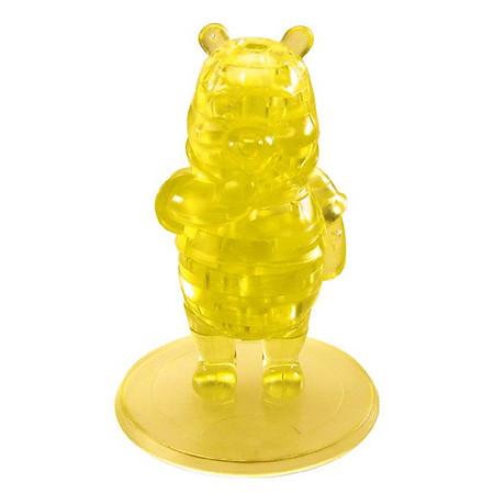 Mô Hình STN Gấu Pooh 3D Crystal - N09023