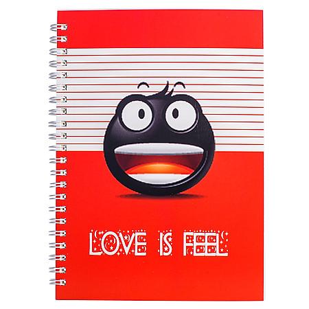 Sổ Lò Xo Vivaone SV7-18 LOVE IN FEEL*