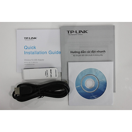 TP-LINK TL-WN727N - USB Wifi Chuẩn N Tốc Độ 150Mbps
