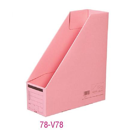 Hộp Hồ Sơ Giấy  Plus BOX FILE A4-S