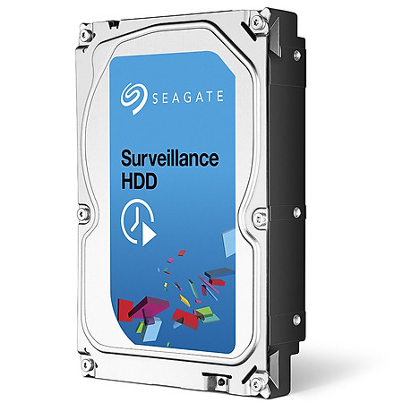 Ổ Cứng Trong Video Seagate Surveillance 4TB (64MB) 5900 rpm