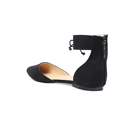 Giày Búp Bê Pieris 92080 - Đen