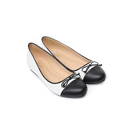 Giày Búp Bê Pieris 92082 - Trắng
