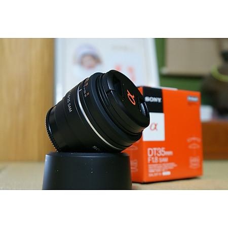 Lens Sony SAL 35mm F1.8