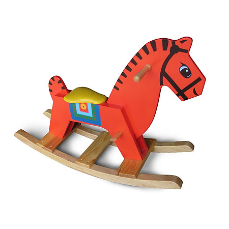 Đồ Chơi Vietoys – Bập Bênh Ngựa Gỗ VTU3-0019
