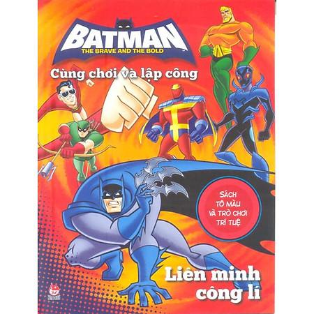 Batman - Liên Minh Công Lý