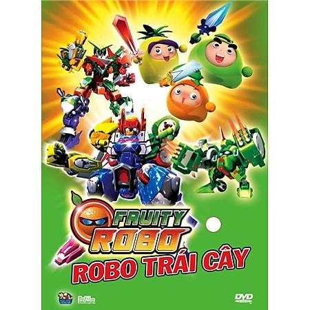 Robot Trái Cây - VCD 10