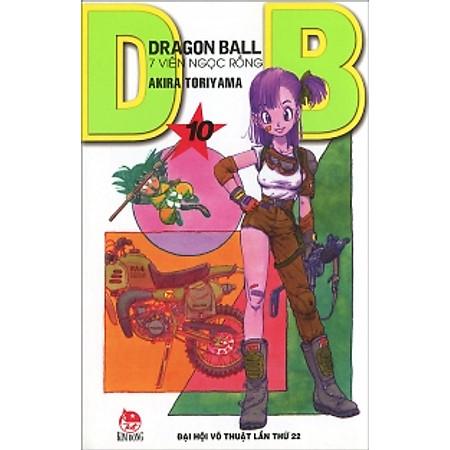 Dragon Ball - Tập 10