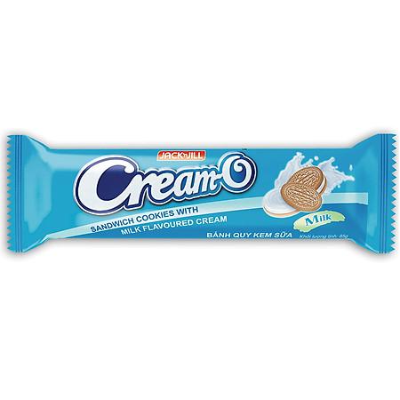 Bánh Quy Cream-O Kem Sữa  85g