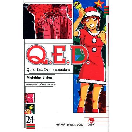 Q.E.D (Tập 24)