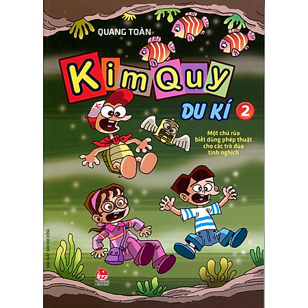 Kim Quy Du Kí (Tập 2)