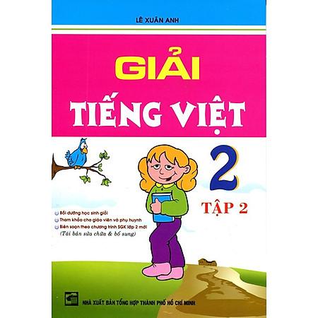 Giải Tiếng Việt Lớp 2 (Tập 2)