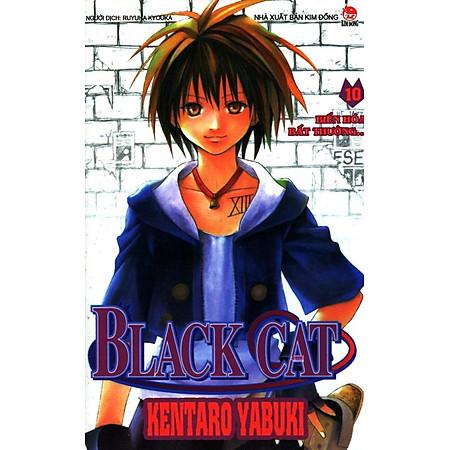 Black Cat (Tập 10)