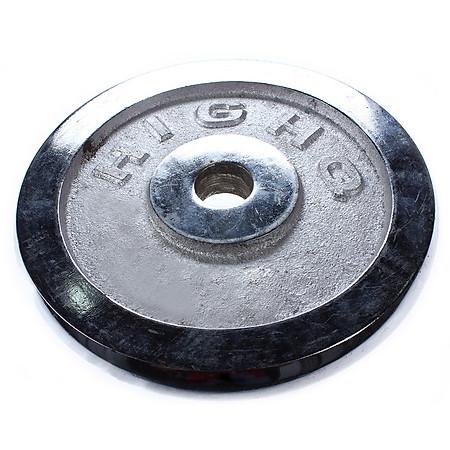 Tạ Miếng Inox Trắng (5kg)