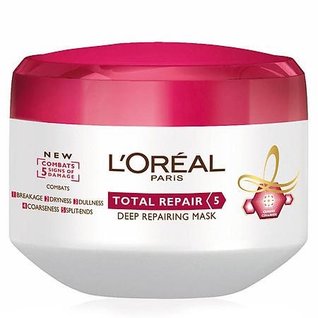 Kem Ủ Phục Hồi Tóc L'oreal  Total Repair 5 (200ml)