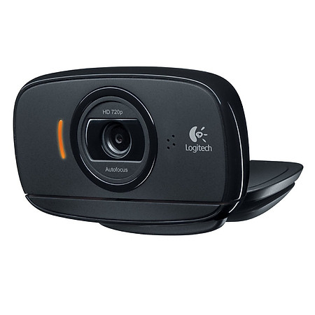Webcam Logitech B525 HD 720P
