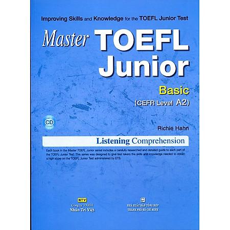 Master TOEFL Junior (Kèm CD)