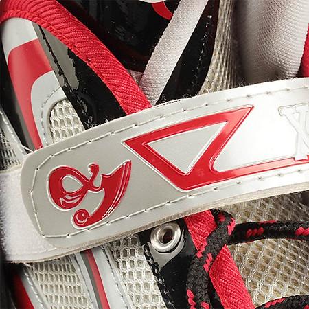 Giày Patin PTB Đỏ - Size M (35-38)